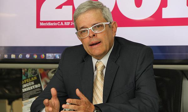 """Carlos Larrazábal: """"Elección 20M no reactivará la economía"""" – Diario 2001"""