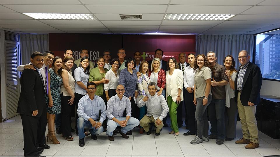 Fedecámaras graduó la primera cohorte del programa Aprendiendo a Emprender en Crecimiento