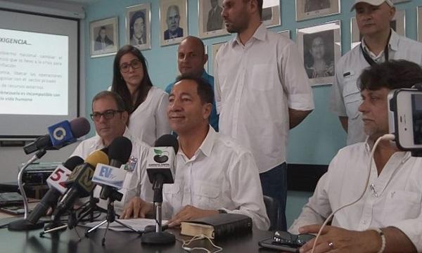 Presidente de Capemiac en huelga de hambre para solidarizarse con trabajadores