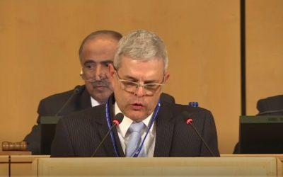 Fedecámaras en la 107° reunión de la CIT: Venezuela ya no tiene más tiempo que perder