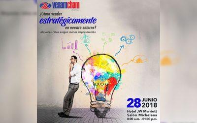 VenAmCham ofrecerá seminario para vender estratégicamente