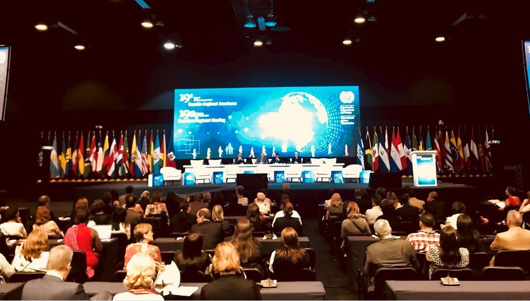 Fedecámaras presente en la 19.ª Reunión Regional Americana de la OIT