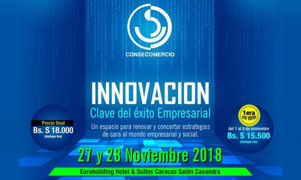 Consecomercio - Innovación