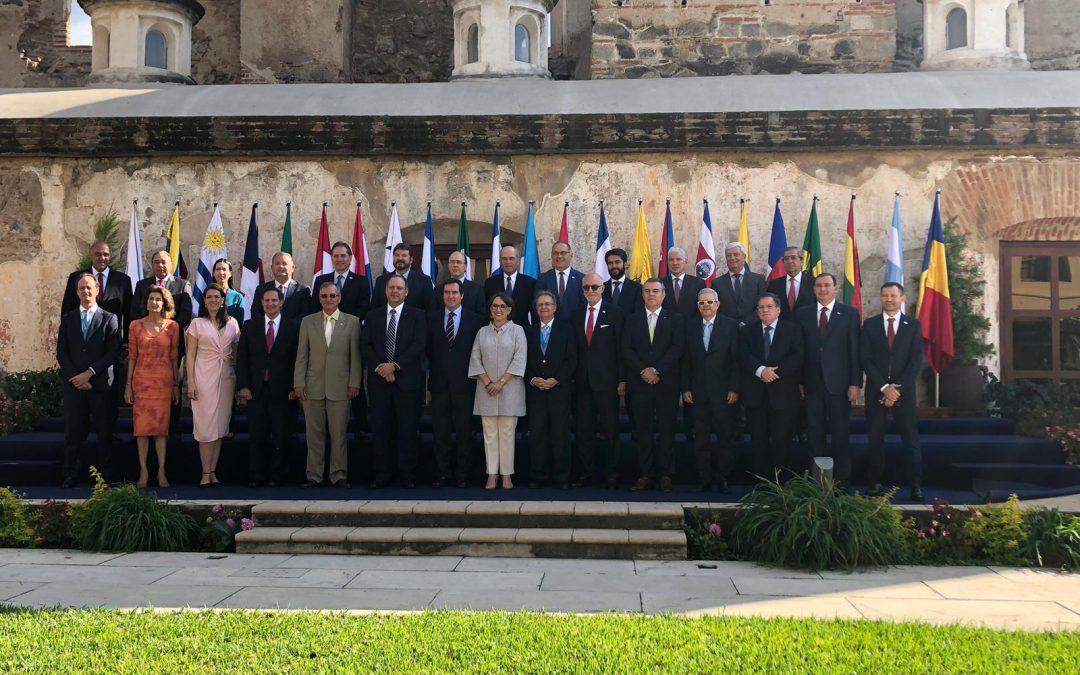 Ante las graves violaciones que se están observando en Nicaragua y Venezuela:  Organizaciones empresariales iberoamericanas hacen un llamado al respeto a los derechos humanos y la libre iniciativa privada