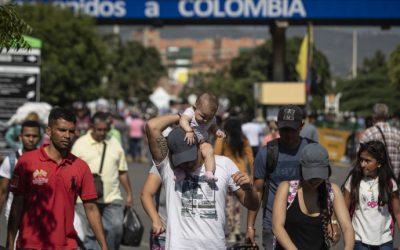 OIT lanza programa en respuesta a la situación de migrantes y refugiados venezolanos