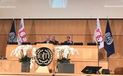 Fedecámaras en la plenaria 108ª Conferencia Internacional del Trabajo de la OIT