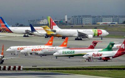 ALAV: El transporte aéreo nacional también perdió 70% de asientos