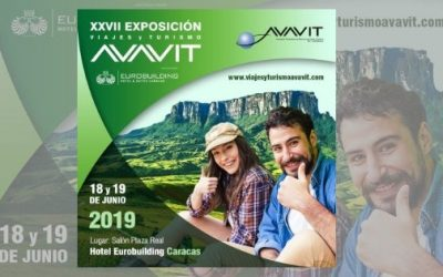 """AVAVIT en la recta final para la XXVII Feria """"Viajes y Turismo 2019"""""""