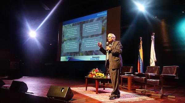 En la 75 Asamblea Anual de Fedecámaras se presentó Cómo relanzar el aparato productivo venezolano