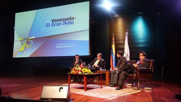 Sendas de consenso para la reconstrucción democrática de Venezuela