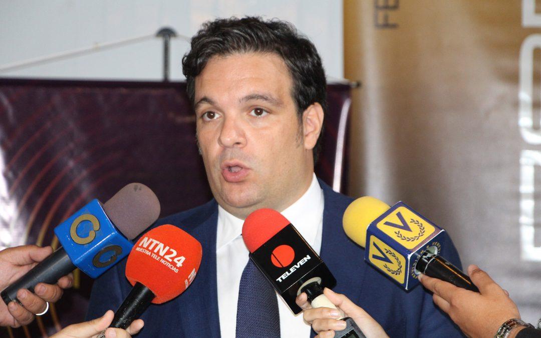 Ricardo Cusanno señaló que no puede haber ninguna posibilidad de recuperar la economía venezolana, cuya industria trabaja con entre 10% y 15% de capacidad instalada, sin restablecer la capacidad crediticia de la banca.