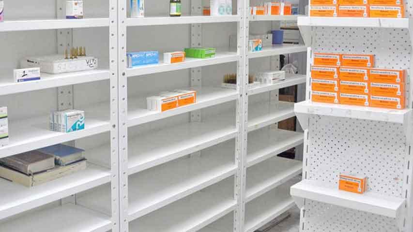 Cifar registra caída de producción de fármacos en al menos 49 %