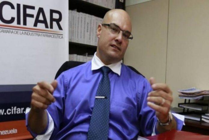 Tito López: Industria farmacéutica nacional opera a un 30% de su capacidad instalada #29Jul