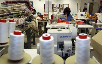Producción de la industria del vestido cae 80% en el país
