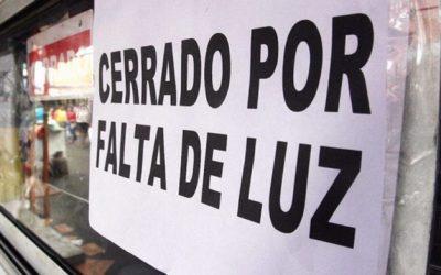 """Consecomercio en el Zulia: """"con los racionamientos prolongados de luz el sector no se recuperará"""""""