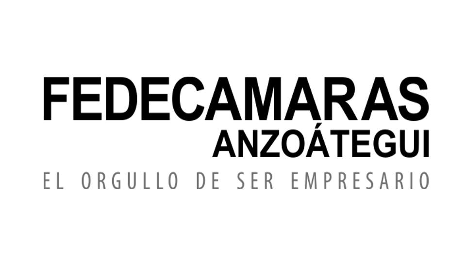 Resultado de imagen para Logo fedecámaras anzoátegui