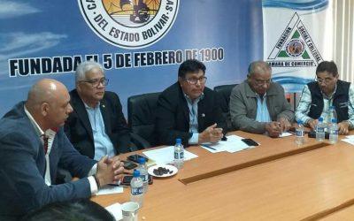 Fedecámaras Bolívar: es momento de agruparnos