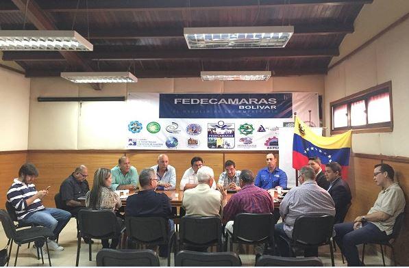 Fedecámaras Bolívar: el gobierno se está contradiciendo