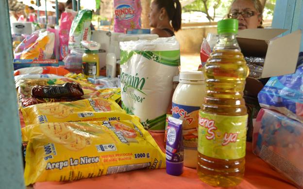 Venta de productos colombianos