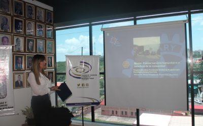 Fedecámaras y Rotary San Félix: juntos por la Unidad de Radioterapia Oncológica