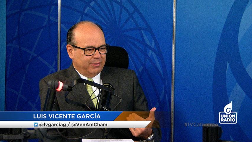 Luis Vicente García