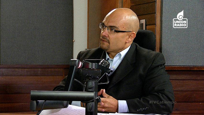 Tito López. Unión Radio