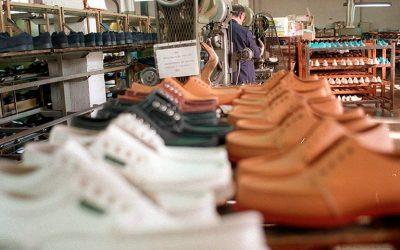 Industria del calzado trabaja entre 10 y 15% de su capacidad