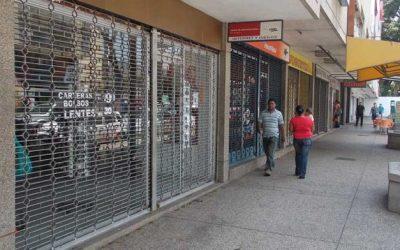 Reportan caída de 90% de alquileres de locales en Aragua