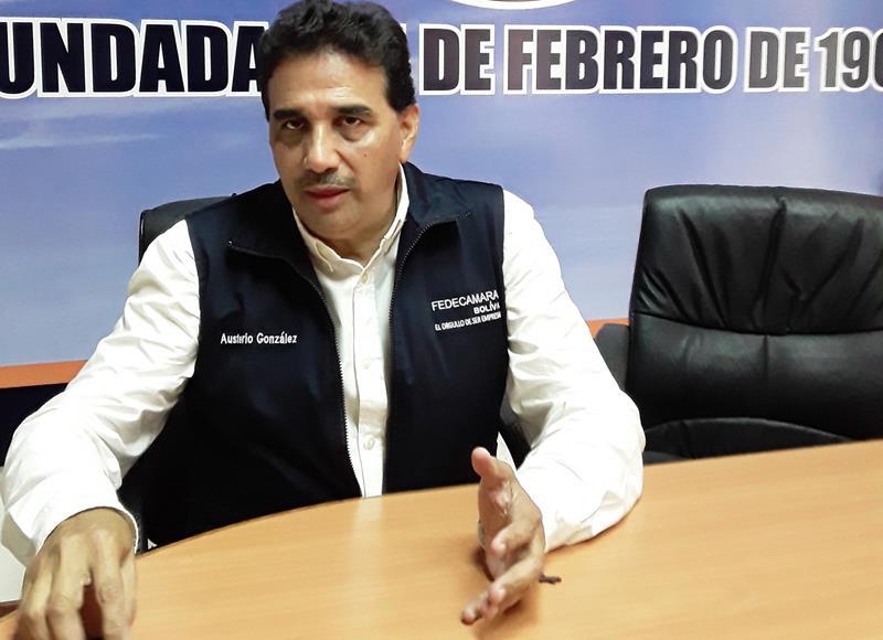"""González: """"Fedecámaras Bolívar ampliará la representación gremial con los municipios del sur y Cedeño"""""""