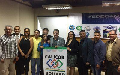 Se juramenta la Cámara de expendedores de licores del estado Bolívar