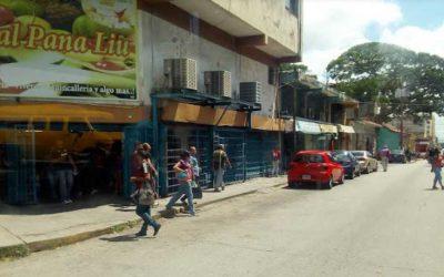 50% de los comercios quedan operativos en Yaracuy