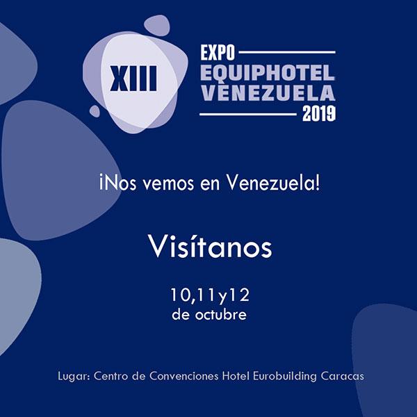 Expo Equiphotel Venezuela