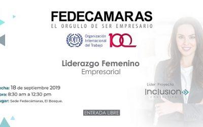 Fedecámaras comprometido en fortalecer el liderazgo femenino en el ámbito empresarial