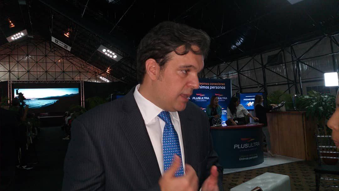 Ricardo Cusanno pide flexibilizar el sistema tributario