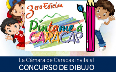 Regálale un dibujo a Caracas y podrás ganar premios