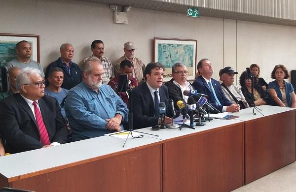 """La Comisión de Encuesta de la OIT: En Venezuela, el ejercicio de la actividad sindical constituye un """"alto riesgo"""""""