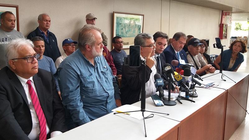 Venezuela: Dos décadas de violación de la Constitución, las leyes y la normativa laboral