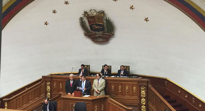 Fedecamaras Asamblea Nacional