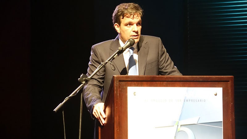 Ricardo Cusanno, presidente de Fedecámaras