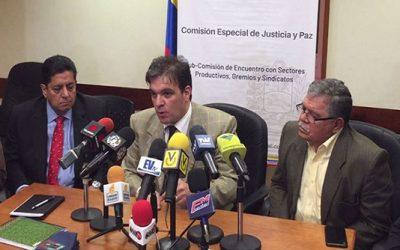 Fedecámaras pide a la AN diseñar un país productor