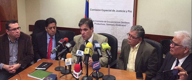Ricardo Cusanno. Presidente Fedecamaras