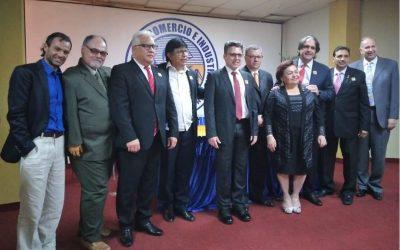 120 años de la Cámara Centenaria de Comercio e Industrias del estado Bolívar
