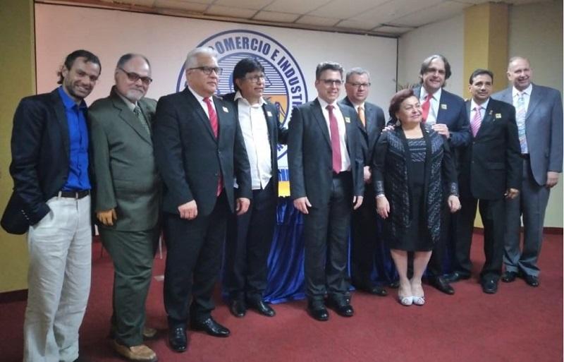 Cámara de Comercio del estado Bolívar celebró su 120 aniversario