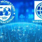FMI y BM advierten de la recesión que se avecina