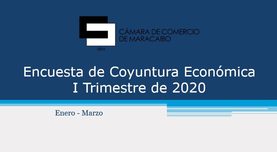 Resultados de la Encuesta de Coyuntura Económica de la CCM, primer trimestre de 2020