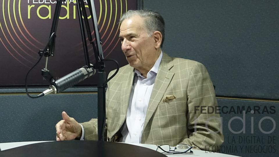Falleció Aurelio Concheso, líder empresarial, defensor de la libre empresa