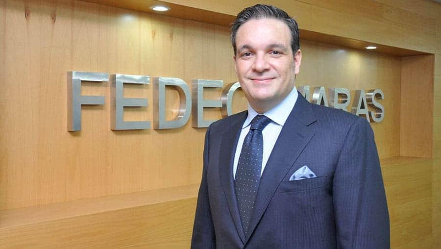 Ricardo Cusanno. Presidente de Fedecámaras