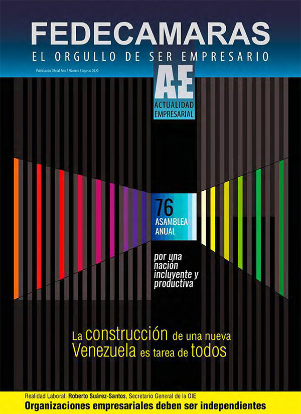 Actualidad Empresarial. Agosto 2020