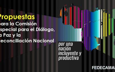 Fedecámaras presenta propuestas urgentes para la reactivación económica de nuestro país