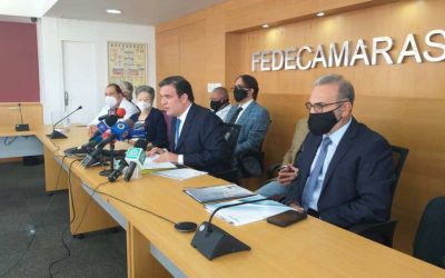 FEDECÁMARAS presentó propuesta de programa de vacunación anti-covid-19 para los trabajadores del sector privado